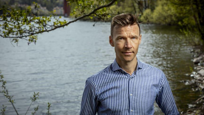 Pär Dalhielm, VD Svenskt Vatten
