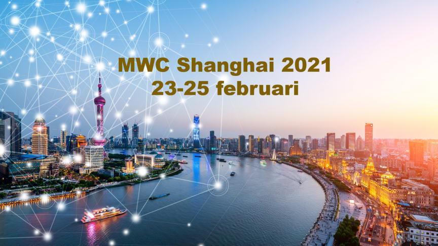 Huawei storsatsar på MWC i Shanghai