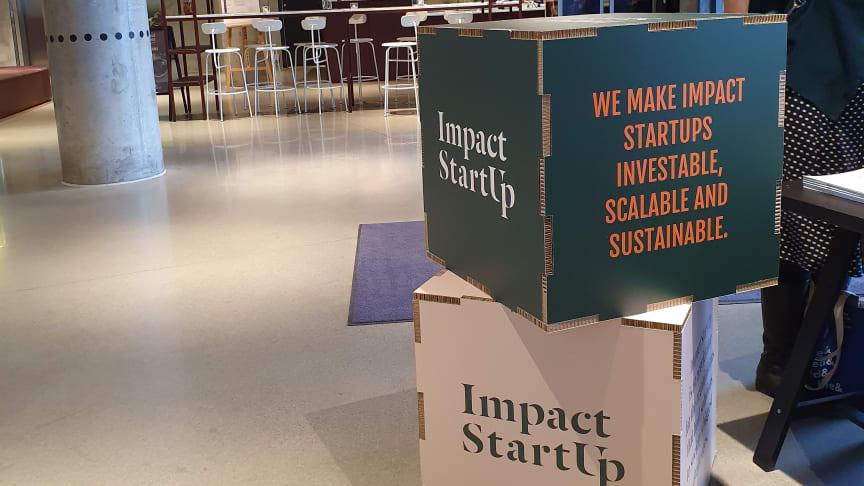 Samsung For Impact - 15 bolag klara för Impact Startup!