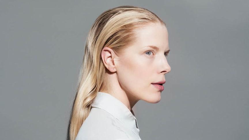 Sandra Kolstad. Foto: Anne Valeur
