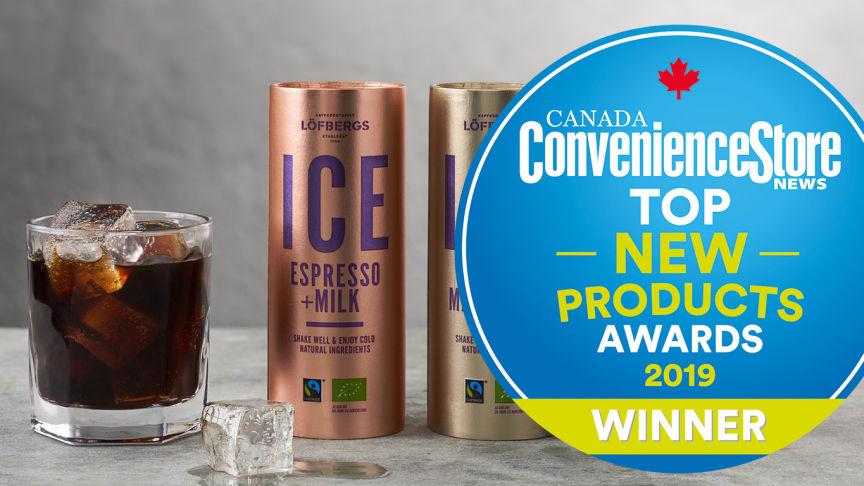Löfbergs prisas i Kanada