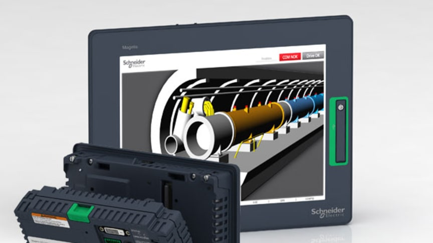 Schneider Electric Magelis HMIGTU operatørterminaler – nå med marinegodkjenning