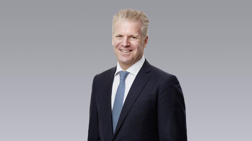 Daniel Gorosch blir ny vd för Colliers Sverige.