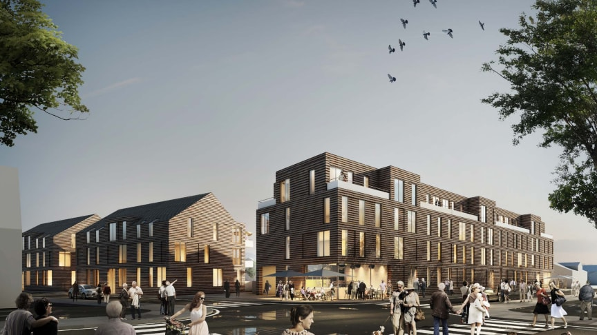 Bonum och LINK arkitektur vinner markanvisning i Kävlinge
