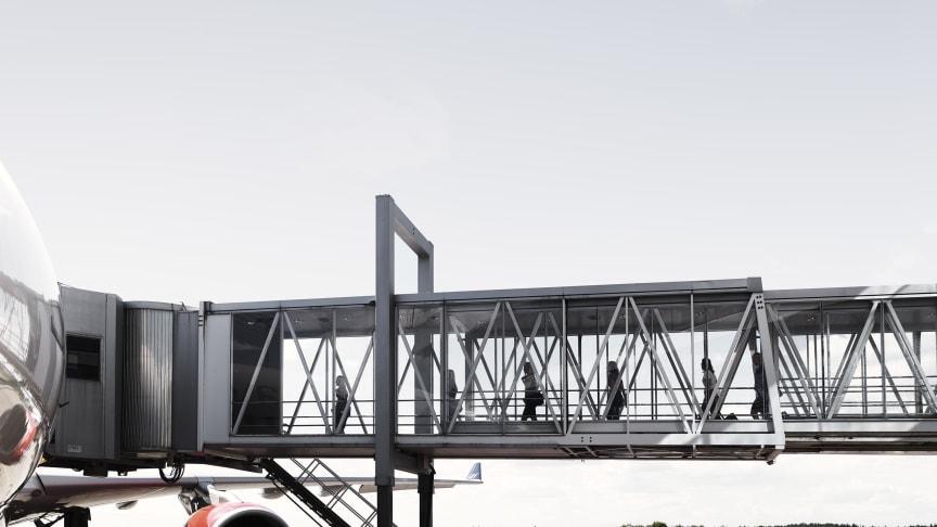 Stockholm Arlanda Airport. Photo: Brendan Austin