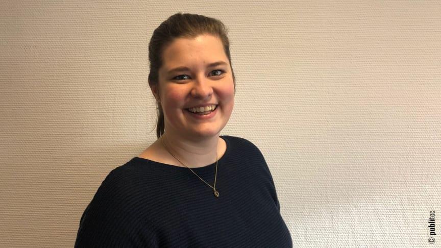 Anna Twent steigt als Verstärkung im Vermietbereich bei publitec ein