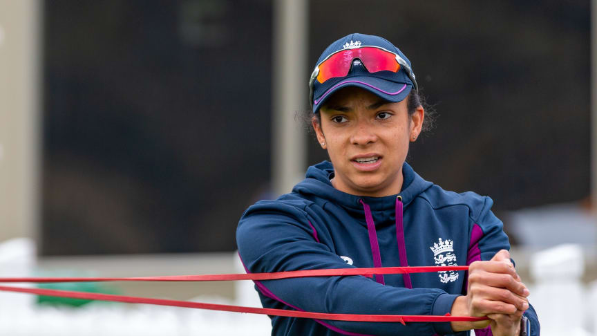 South East Stars' Sophia Dunkley has received a Central Contract. Photo: Getty Images