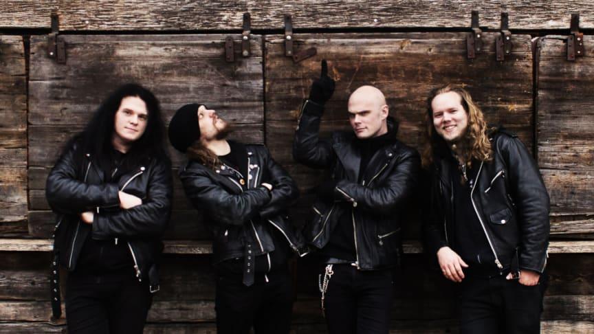 Sterbhaus - Necrostabbing at Göta Källare – Live in Stockholm – Ute nu!