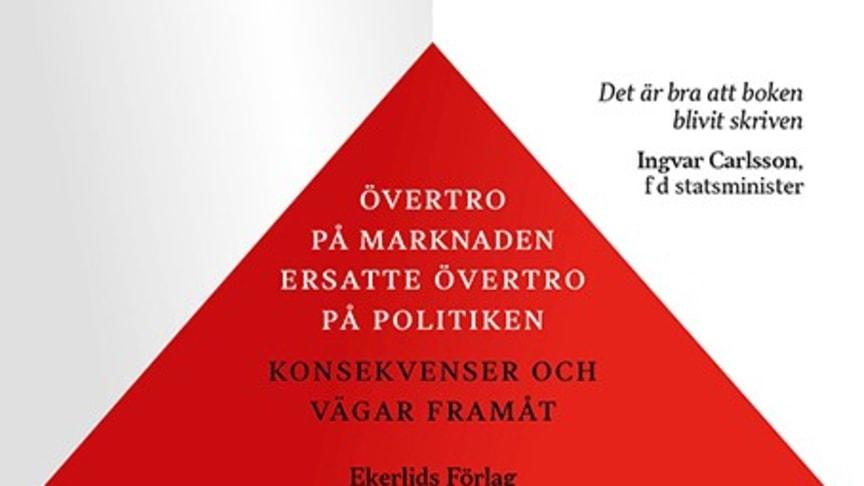 Ny bok: Efter coronan. Svensk modell i kris av Ulf Dahlsten