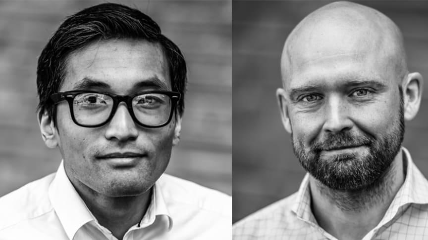 Jonas Birmé och Alexander Björneheim, Eyevinn Technology