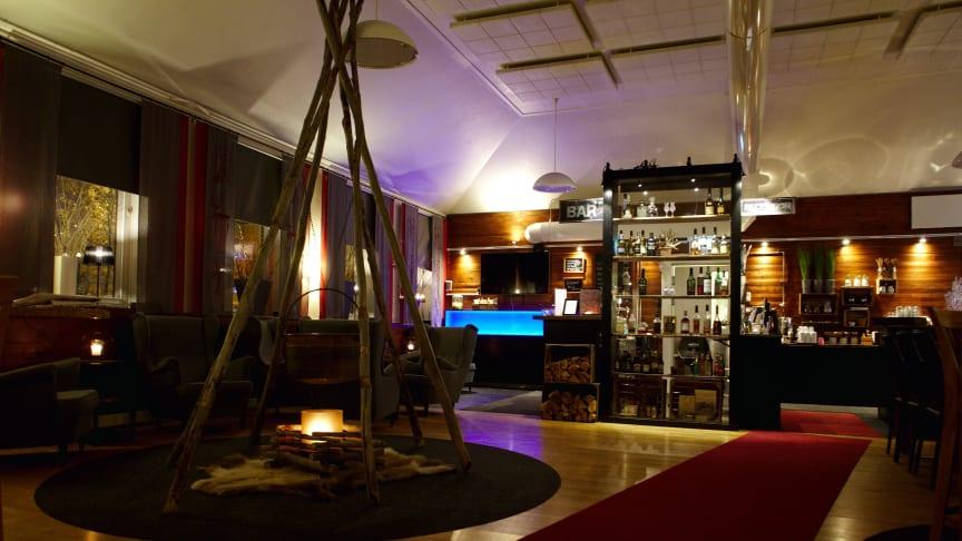 Best Western Hotell Arctic Eden, Lobby