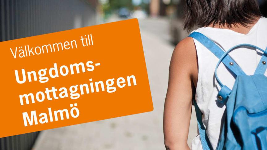 Pressinbjudan: Skånes största ungdomsmottagning invigs