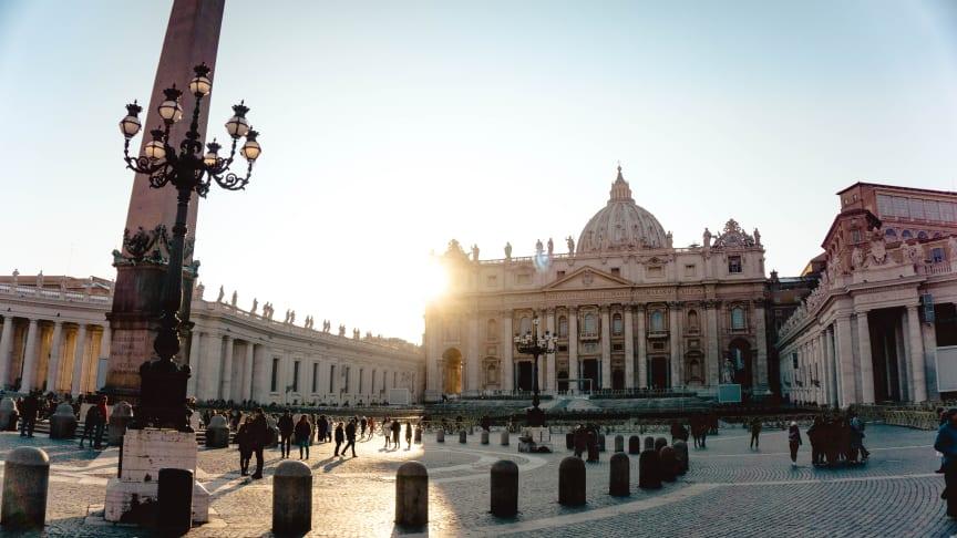 Interoute levererar fibernätverk till Vatikanstatens nya nyhetsportal