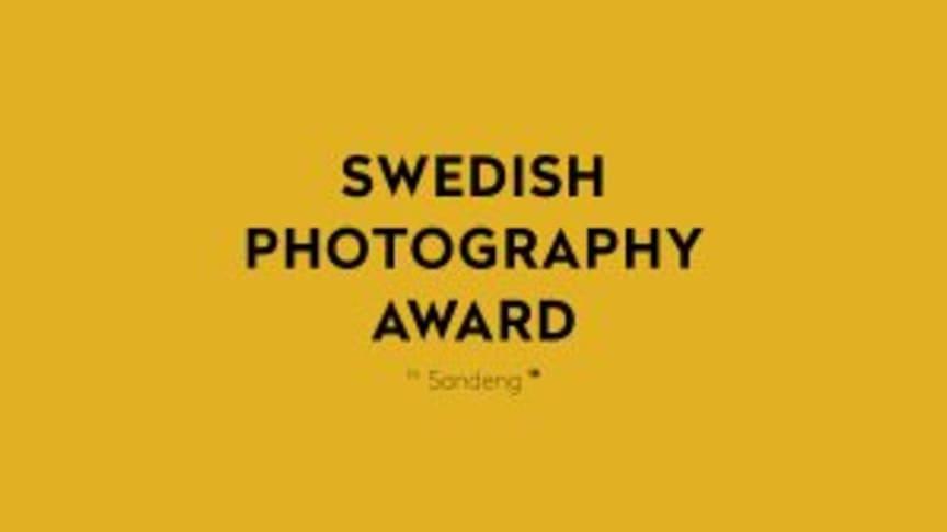 Swedish Photography Award till Dunkers kulturhus 2019