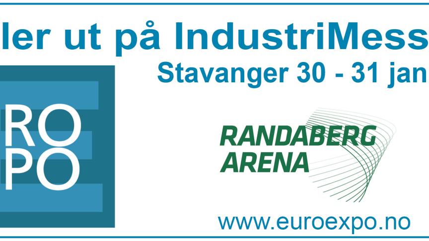 Besök oss på Euroexpo i Stavanger!