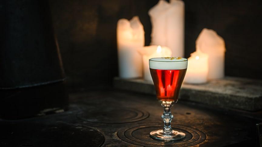 Säsongens hetaste cocktail: The Negroni Warmer.