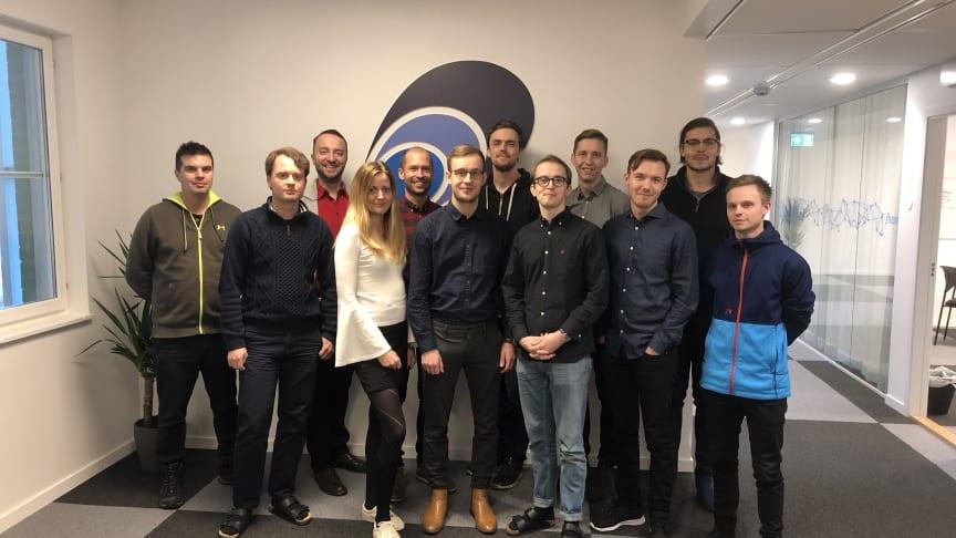 Umeåföretaget Elastisys växer - har mer än fördubblat personalen senaste halvåret
