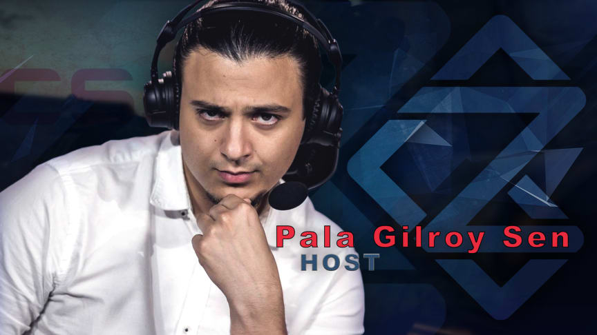 Pala Gilroy Sen är programvärd för Gamerz. Foto: Gamingzone Entertainment.
