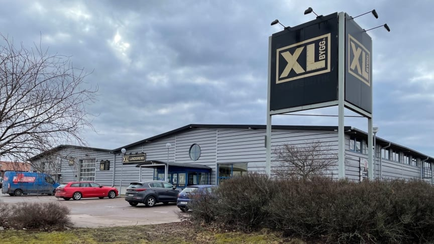 XL-BYGG Lundgrens i Kalmar