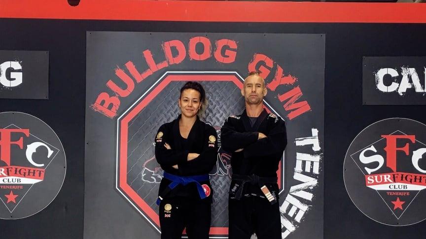 Maia Holmes with Ben Poppleton