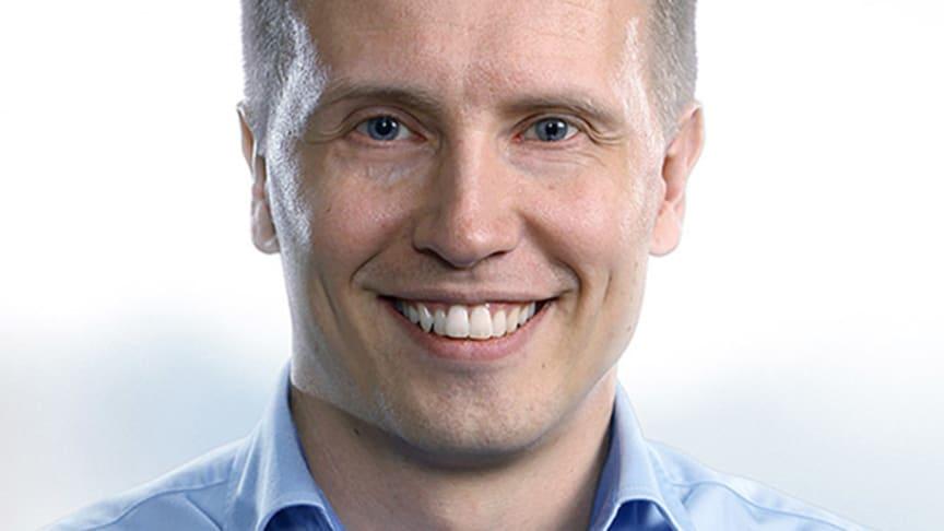 Visman Ari-Pekka Salovaara on nimitetty ensimmäisenä suomalaisena Visman kansainvälisen divisioona-tason johtoon