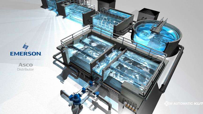 OEM Automatic Klitsø kan levere et bredt udvalg af komponenter til de danske vandværker, der kan hjælpe dem med at imødekomme FNs verdensmål.
