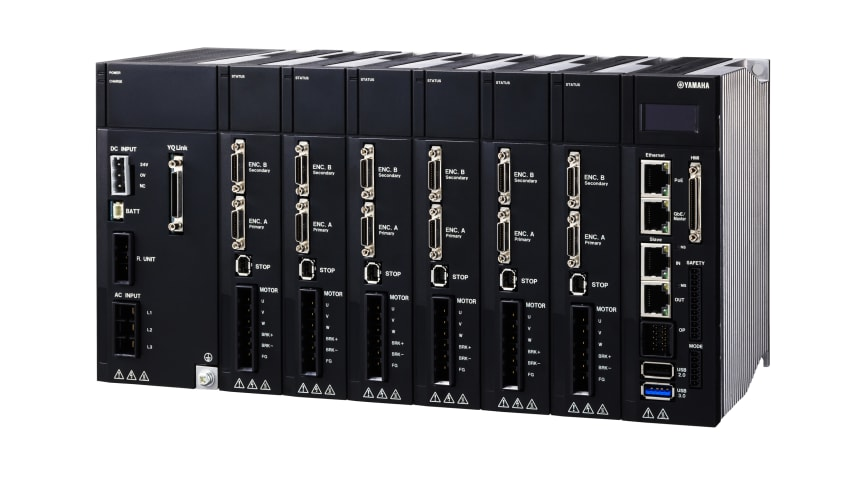 YHX Series Integrated Controller