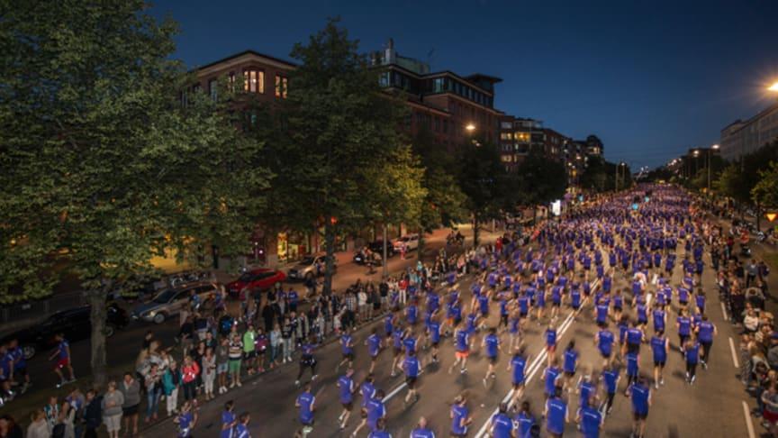 Transformator Design vill springa Midnattsloppet med dig!