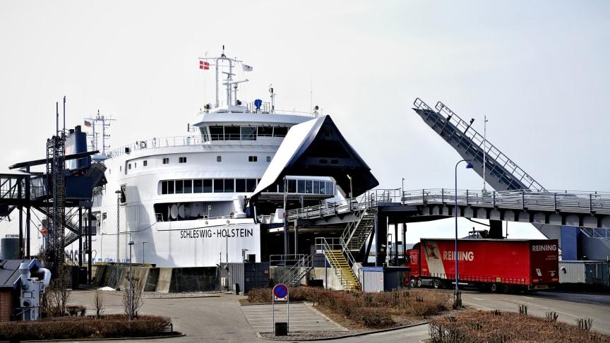 Scandlines setzt zusätzliche Fähre auf der Überfahrt Puttgarden-Rødby ein