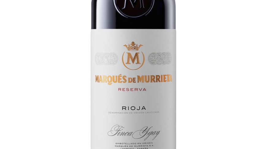 Marqués de Murrieta 2015