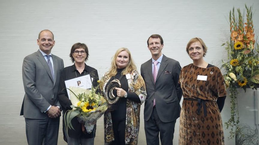 NCC vandtprets CSR People Prize