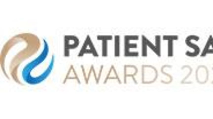Congratulations to all finalists for the HSJ Patient Safety Awards 2020