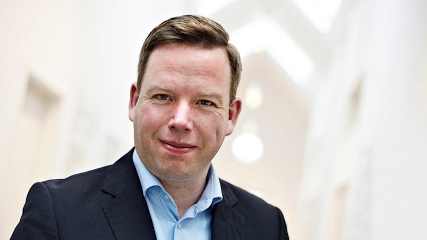 Investeringschef i Business LF, Steffen Lund, vurderer at det lokale landbrugserhverv står stærkt trods krisen.