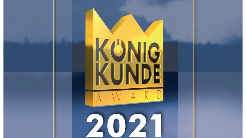 """König Kunde Award 2021: Fendt-Caravan in der Kategorie """"Kundenbindung"""" auf Platz 1"""