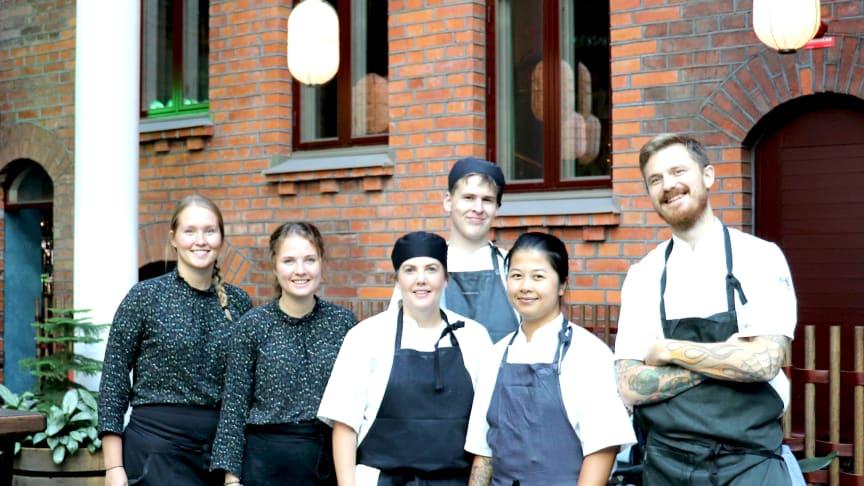 Gotthards Krog är en av tre finalister i kategorin Årets Hållbara Restaurang. Fotograf: Pressbild.