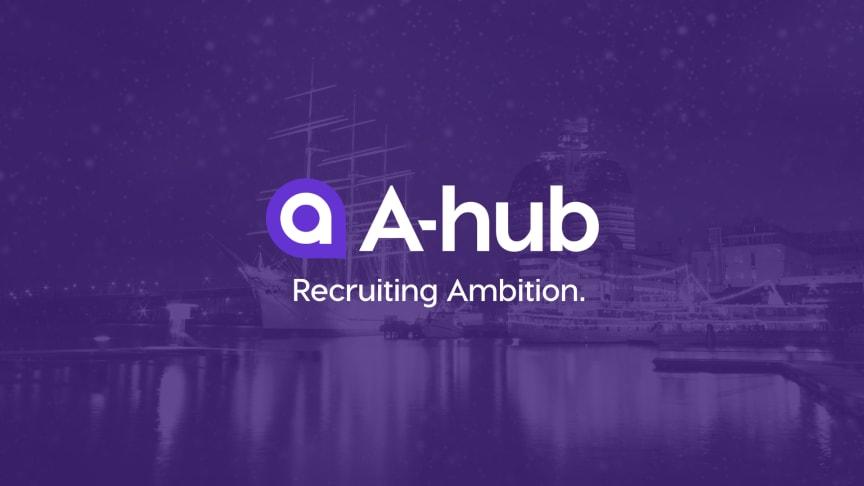 """Rekryteringsföretaget A-hub öppnar kontor i Göteborg; """"vårt unika franchisekoncept möjliggör en kraftfull expansion"""""""