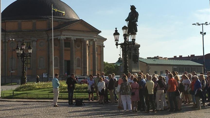 Stadsvandring - Karlskrona på 60 minuter