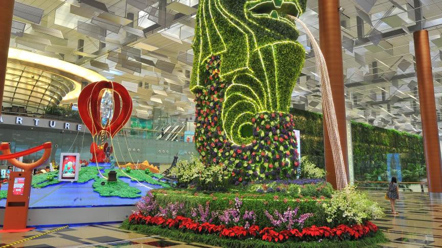 Travel the World at Changi Airport!