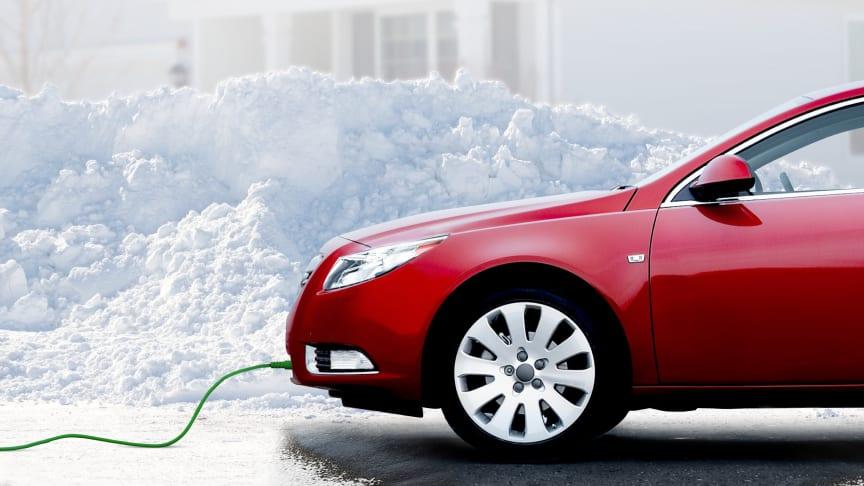 Med et elektrisk bilvarmesystem reduseres skadelige utslipp med opptil 71%.