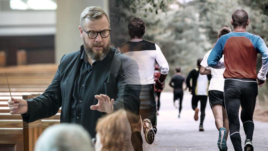 Varför inte testa klassisk musik när du tränar? Malmö akademiska kör och orkester har tagit fram den optimala spellistan.