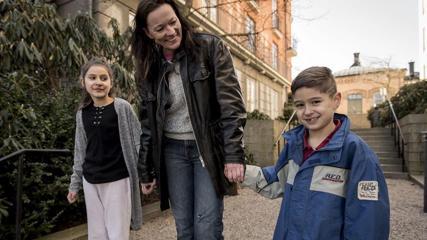 Inför en ny hösttermin vill Frälsningsarmén fortsätta och vara ett stöd för barnen och föräldrarna på olika sätt.