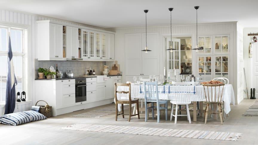 Marbodal presenterar smarta lösningar som skapar det rätta flytet i köket