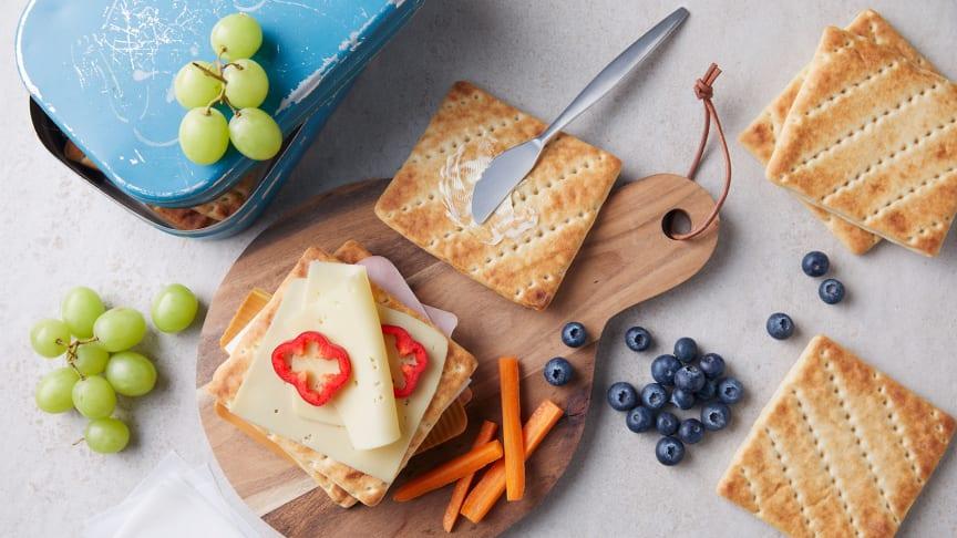 Foreldre ønsker å gi barna sine sunne matvaner og med Nistebrød i matpakka, har man et grovt og godt brødalternativ som kan smøres rett fra fryseren.