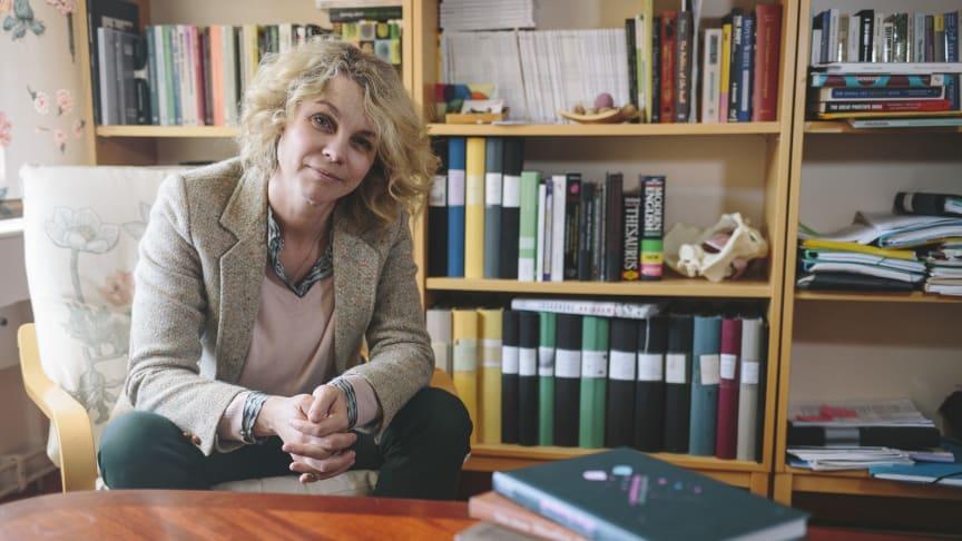 Ericka Johnson, universitetslektor vid LiU, är redaktör för en bok om könsroller, genus och läkemedel.