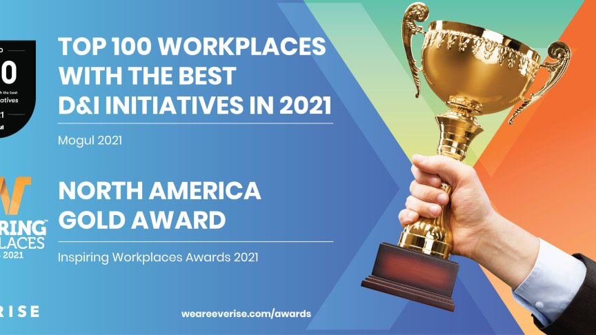 Inspiring Workplaces and Mogul honor Everise for D&I Initiatives