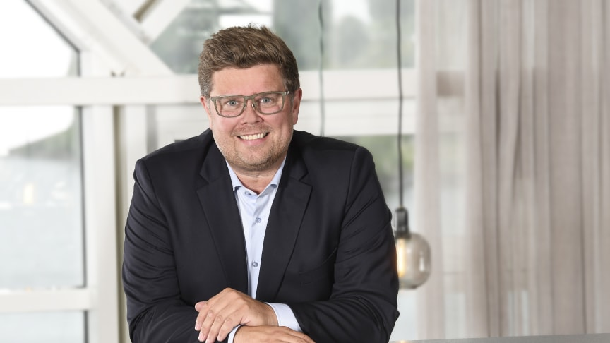 Mikael Fränckel ny VD för Sekab
