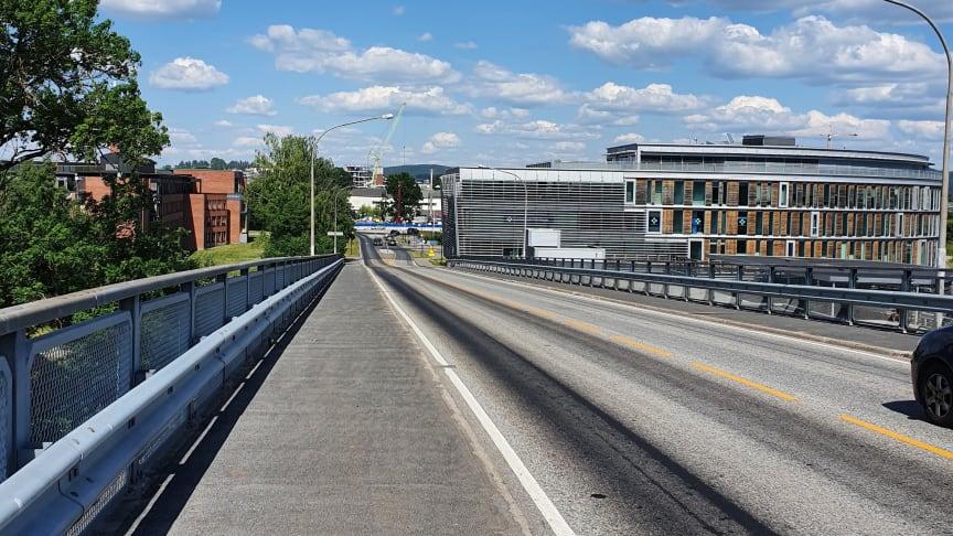 Norconsult skal levere konsulenttjenester knyttet til veiplanlegging til Lillestrøm kommune. (Foto: Norconsult)