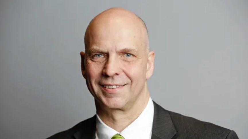 Johan Örjes (C), regionråd Region Uppsala och representant i Mälardalsrådets infrastruktursamarbete. Foto: Pressbild.