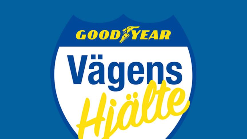 Victor är Sveriges hjälte längs vägarna