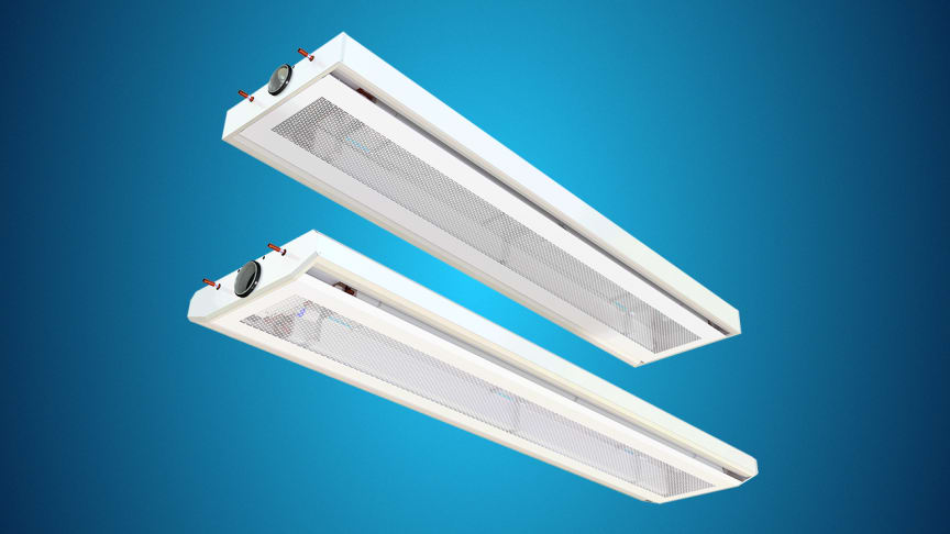 Lindab takes flexibility in chilled beams to new heights